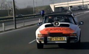 Algemene Verkeersdienst, Rijkspolitie, Groep Surveillance Autosnelwegen (SAS), Alex 1218, XS-87-VX.