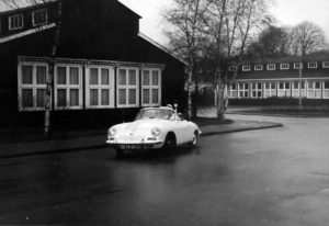 Algemene Verkeersdienst, Rijkspolitie, Groep Surveillance Autosnelwegen (SAS), Alex 4401/2701, ED-54-29, Kees Vogel, Jelte van der Heide.