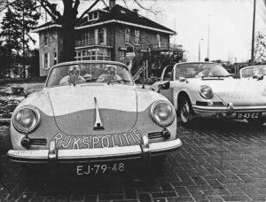 Algemene Verkeersdienst, Rijkspolitie, sectie bijzondere verkeerstaken (SBV), Groep Surveillance Autosnelwegen (SAS), EJ-79-48, 11-43-EZ, Alex 1257, Evert Philips.