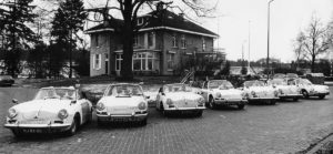 Algemene Verkeersdienst, Rijkspolitie, sectie bijzondere verkeerstaken (SBV), Groep Surveillance Autosnelwegen (SAS), EJ-79-48, HJ-86-80, 912 targa, 19-67-DU, EJ-79-48, 11-43-EZ, Alex 1257, GH-01-40, Evert Philips.