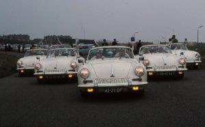 Algemene Verkeersdienst, Rijkspolitie, sectie bijzondere verkeerstaken (SBV), Groep Surveillance Autosnelwegen (SAS), EJ-79-48, 25-92-BK, 42-22-DF, Zandvoort, Evert Philips, Ab van der Woude, Renger van de Biezen.