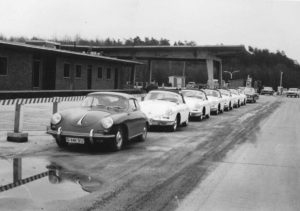 Algemene Verkeersdienst, Rijkspolitie, Sectie bijzondere verkeerstaken (SBV), Ford Fairlane.