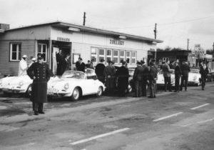 Algemene Verkeersdienst, Rijkspolitie, Sectie bijzondere verkeerstaken (SBV), Berg Autoweg.