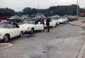 Algemene Verkeersdienst, Rijkspolitie, Sectie bijzondere verkeerstaken (SBV), Ford Zephyr, VW 1600, traffipax.