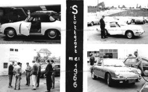 Algemene Verkeersdienst, Rijkspolitie, Sectie bijzondere verkeerstaken (SBV), Stuttgart.