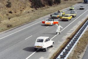 Algemene Verkeersdienst, Rijkspolitie, Groep Surveillance Autosnelwegen (SAS), Alex 1207, HJ-36-VK, AVRO, verkeren in het verkeer, A28, spookrijden.