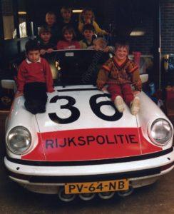 Algemene Verkeersdienst, Rijkspolitie, Groep Surveillance Autosnelwegen (SAS), Alex 1236, PV-64-NB.