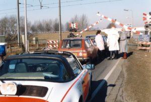 Algemene Verkeersdienst, Rijkspolitie, Groep Surveillance Autosnelwegen (SAS), Alex 1236, PV-64-NB, Rob Snelleman.