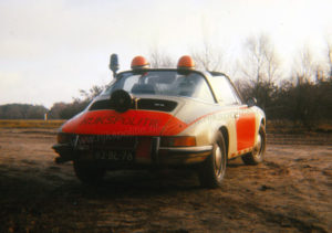 Algemene Verkeersdienst, Rijkspolitie, Groep Surveillance Autosnelwegen (SAS), Alex 1282, 82-BL-76.