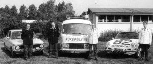 Algemene Verkeersdienst, Rijkspolitie, Groep Surveillance Autosnelwegen (SAS), Alex 1282, 82-BL-76, Cor van de Kuijt, gebouw G.