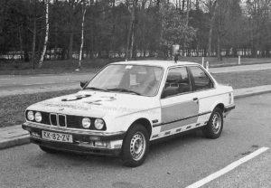 Algemene Verkeersdienst, Rijkspolitie, BMW 323i, Alex 1232, KK-82-ZV, Alex 1232.