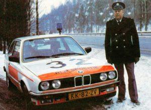 Algemene Verkeersdienst, Rijkspolitie, BMW 323i, Alex 1232, KK-82-ZV, Alex 1232, Ab van der Woude.