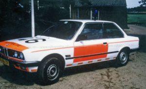Algemene Verkeersdienst, Rijkspolitie, Groep Surveillance Autosnelwegen (SAS), Alex 46, KK-96-ZV, steunpunt Grathem.
