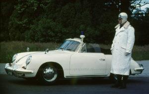 Algemene Verkeersdienst, Rijkspolitie, Groep Surveillance Autosnelwegen (SAS), 25-91-BK, Wim Kooijman.