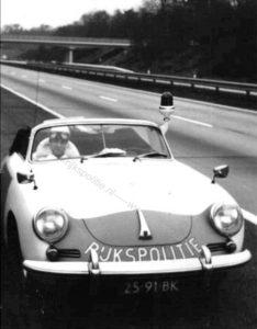 Algemene Verkeersdienst, Rijkspolitie, Groep Surveillance Autosnelwegen (SAS), 25-91-BK.