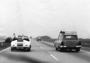 Algemene Verkeersdienst, Rijkspolitie, Groep Surveillance Autosnelwegen (SAS), Alex 2711, HG-12-26.