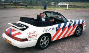 Algemene Verkeersdienst, Rijkspolitie, Groep Surveillance Autosnelwegen (SAS), Alex 1253, HN-FS-53, Fred Dröge.