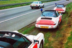 Algemene Verkeersdienst, Rijkspolitie, Groep Surveillance Autosnelwegen (SAS), Alex 1253, FD-SJ-19, Alex 1229, DR-FT-82.
