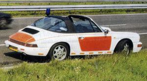 Algemene Verkeersdienst, Rijkspolitie, Groep Surveillance Autosnelwegen (SAS), Alex 1253, YV-44-NF.