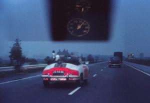 Sectie bijzondere verkeerstaken, Algemene Verkeersdienst, Rijkspolitie, Groep Surveillance Autosnelwegen (SAS), 25-90-BK, A12.