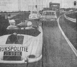 Algemene Verkeersdienst, Rijkspolitie, Groep Surveillance Autosnelwegen (SAS), 25-93-BK.