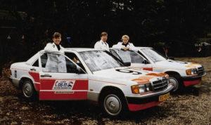 Algemene Verkeersdienst, Rijkspolitie, Alex 1297, XG-96-HK, Ellis Rogier, Koos Eissens, Ferna van de Schaaf.