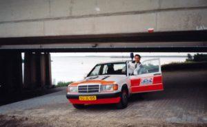 Algemene Verkeersdienst, Rijkspolitie, Alex 1291, DG-JL-05, Bert Hartman.