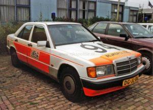 Algemene Verkeersdienst, Rijkspolitie, Alex 1294, DG-JL-06, steunpunt noordoost.