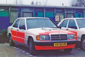 Algemene Verkeersdienst, Rijkspolitie, Alex 1254, YV-50-PF, steunpunt noordoost (Assen).