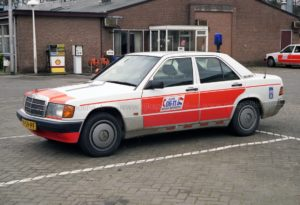 Algemene Verkeersdienst, Rijkspolitie, Alex 1211, YV-59-PF, Driebergen west.