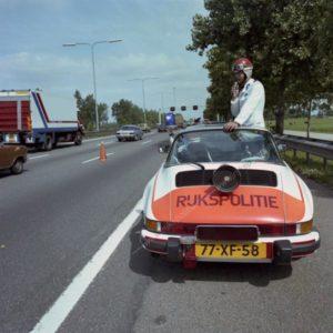 Algemene Verkeersdienst, Rijkspolitie, Alex 1255, 77-XF-58