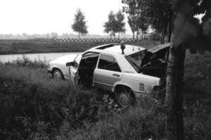 Algemene Verkeersdienst, Rijkspolitie, Mercedes 190E.