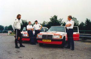 Algemene Verkeersdienst, Rijkspolitie, Alex 1268, SR-09-ZT, John Bennink, Jan Paul, Martin Appelhof.